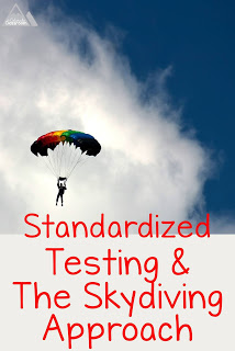 Standardized Testing and the Skydiving Approach
