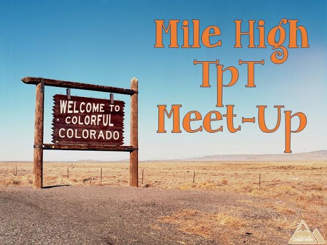 TeachersPayTeachers Meet-Up in Colorado